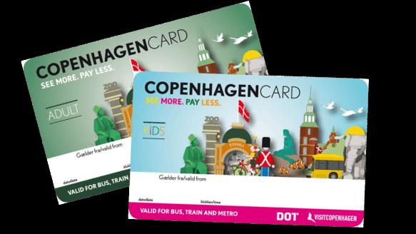 Copenhagen Card priser København