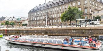 kanalrundt i københavn åbningstider