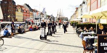 segway ture leje københavn priser