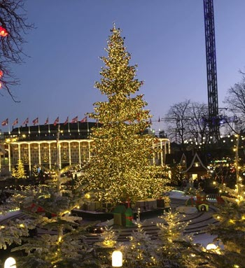 tivoli jul åbningstider